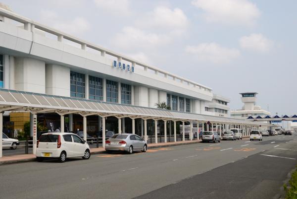 鹿児島空港:空港探索・2:So-ne...